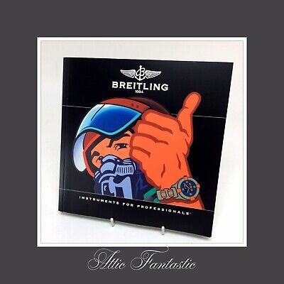 £16 • Buy BREITLING CHRONOLOG 2014 Catalogue Brochure Book 2013/2014 In Superb Condition