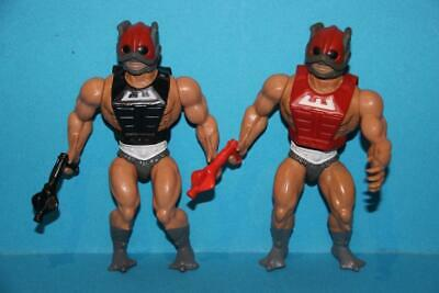 $49.99 • Buy Vintage MOTU Masters Of The Universe FIGURE ZODAC 2 Versions Complete