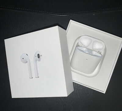 $ CDN47.55 • Buy Apple AirPods Wireless Charging Case - White *Case Only*