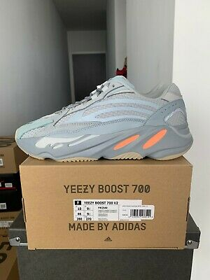 $ CDN519.99 • Buy Adidas Yeezy Boost 700 V2 Inertia Size 10 Brand New DS With Tags