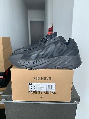 $ CDN419.99 • Buy Adidas Yeezy Boost 700 MNVN Triple Black Size 10 Brand NEW DS With Tags