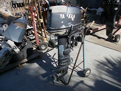 AU1 • Buy Yamaha Outboard  Cv 25 Hp Long Shaft 2 Stroke  Wrecking All Parts From $1.00