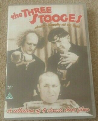 The Three Stooges (DVD, 2005) • 1.99£
