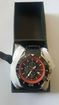 AU80 • Buy Technos Acqua OS10EP Chronograph Watch In Excellent Condition