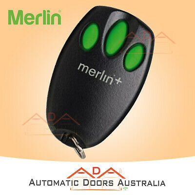 AU29.90 • Buy Merlin C945 Merlin + Garage Remote C945 + Bear Claw Remote