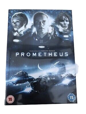 Prometheus Dvd. Watched Once. • 0.99£