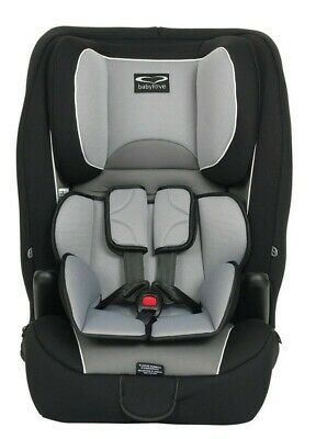 AU329 • Buy BabyLove Ezy Grow EP Harnessed Car Seat Silver Grey