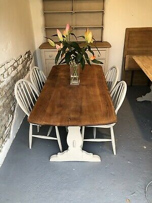 Ercol Refectory Dining TableRefurbished • 265£
