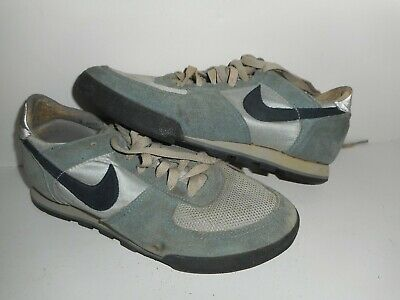 AU219.31 • Buy Vintage 80s 1985 Nike Running Shoes Size 9 (850305 TY) UNWEARABLE