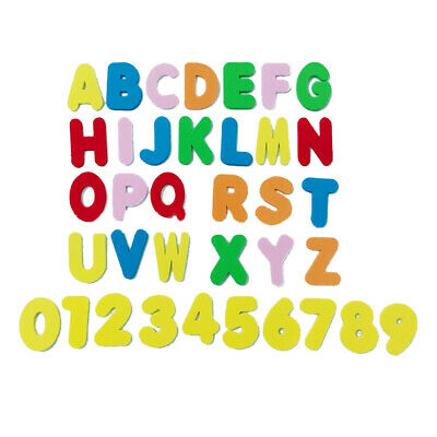 Baby Bath Magnetic Foam Letters And Numbers For Children Toy Net Set Kids Toy Tp • 2.99£