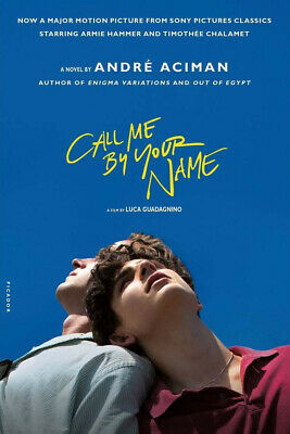 AU29.95 • Buy 323527 Call Me By Your Name Movie WALL PRINT POSTER AU