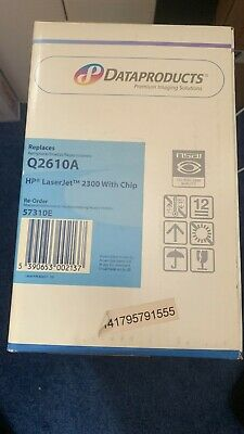 $ CDN34.30 • Buy Dataproducts Q2610A HP LaserJet Toner 2300 With Chip