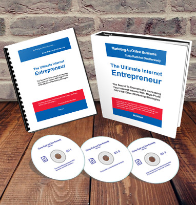 Ultimate Internet Business Courses (Dan Kennedy & Co) - 4 Information Products • 67£