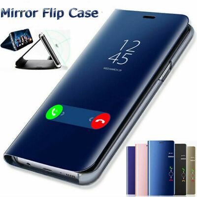 $ CDN7.23 • Buy For Samsung S20 Ultra S10 Plus Note 20 Smart View Window Leather Flip Case Cover