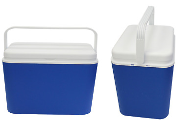 Cooler Box Large/Small Thermal Camping Cool Box Picnic Insulated Freezer Boxes • 17.99£