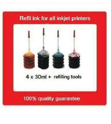 AU18.99 • Buy Refill Kits For Canon PG-660 & CL-661 Ink Cartridges  For Canon TS5360 TS5365