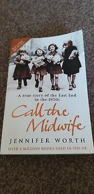 Call The Midwife Book By Jennifer Worth Vgc  • 1.99£