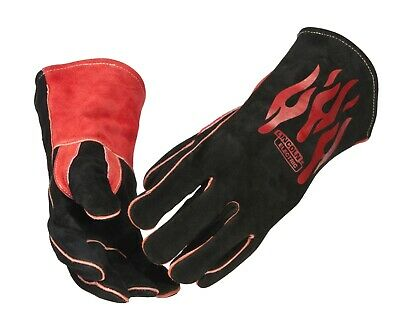 £12.29 • Buy Lincoln Electric Traditional MIG Stick Welding Leather Gloves K2979-ALL
