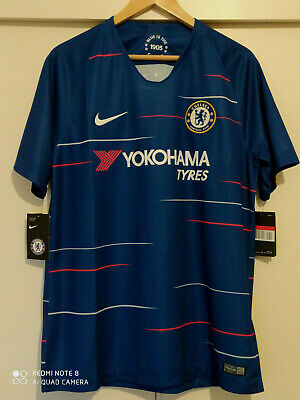 £39.99 • Buy Chelsea Nike 2018/19 Authentic (L) Football Shirt Soccer Jersey