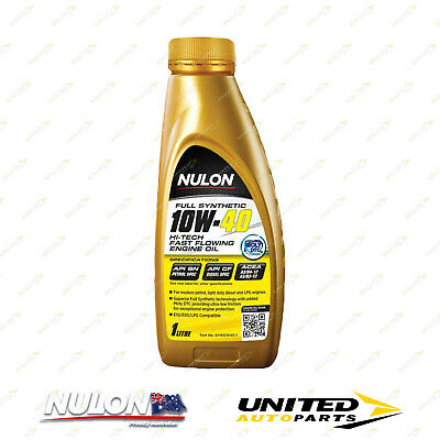 AU22.09 • Buy NULON Full Synthetic 10W-40 Fast Flowing Engine Oil 1L For BMW 750iL E38 5.4 V12