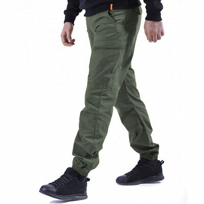 $44.02 • Buy Pentagon Ypero Trousers Mens Tactical Hiking Military Army Workwear Pants Green