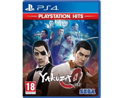 AU39.99 • Buy Yakuza 0 PS4 Game - *BRAND NEW* AUS SELLER