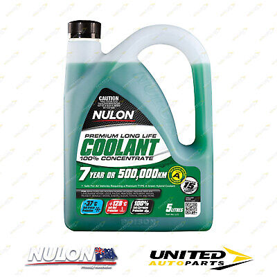 AU45.99 • Buy NULON Long Life Concentrated Coolant 5L For MERCEDES-BENZ C200 Brand New