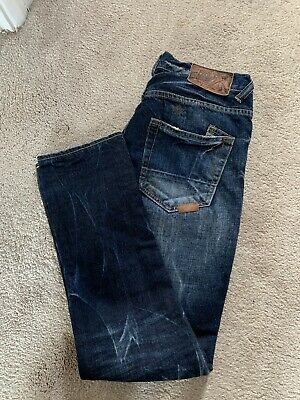 PRPS Men Jeans Size In Photos By Tape Measure 100% Authentic Ultra Rare • 100£