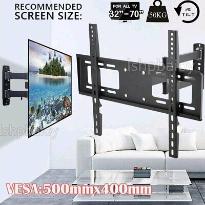 For LOGIK TOSHIBA JVC Swivel Tilt TV Wall Mount Bracket 30 32 37 40 42 47 50 60  • 21.99£