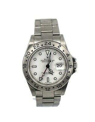 $ CDN9861.92 • Buy Rolex Explorer II Stainless Steel Watch 16570T