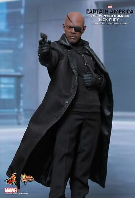 $ CDN374.15 • Buy Hot Toys 1/6 MMS315 – Captain America: The Winter Soldier - Nick Fury IN STOCK