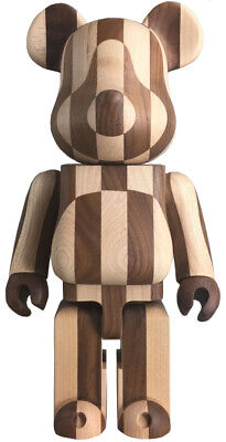 $2399.99 • Buy Medicom Wooden BE@RBRICK Karimoku Longitudinal Chess 400% NIB Bearbrick