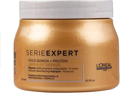 L'Oreal Professionnel Serie Expert Absolut Repair Gold Mask 500ml • 19.44£