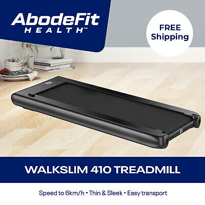 AU786 • Buy NEW Walkslim 410 Best Walking Treadmill For Home And Under Desk