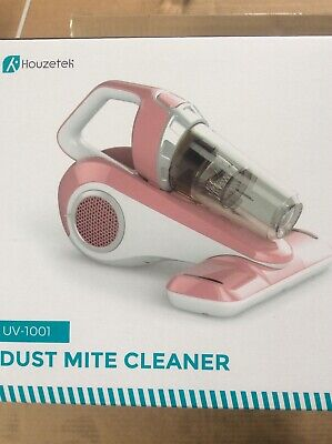 HOUZETEK UV-1001 Dust Mite Cleaner Brand New • 55.55£