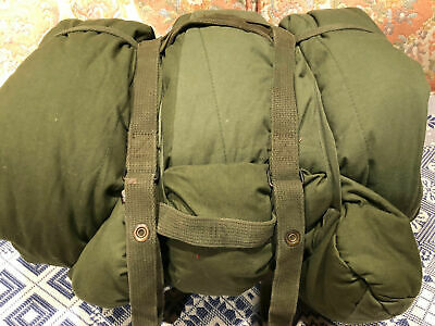 $24.95 • Buy 2 PACK - Vietnam Era US MILITARY M1956 Sleeping Bag Carrying Strap Assembly