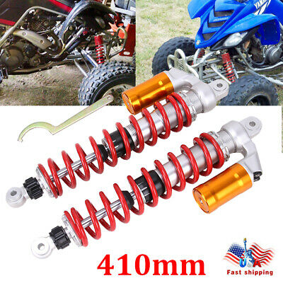 $289.95 • Buy Stage 3 Performance Front Shocks Absorbers Pair For Yamaha Raptor 660r 700 700r