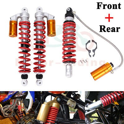 $445.46 • Buy Stage 3 Performance Front & Rear Shocks Absorbers For Yamaha Raptor 660r 700r