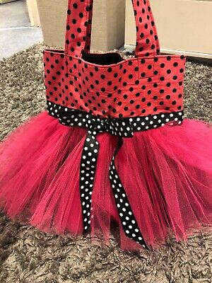 Fabulous Ballet Tutu Shaped Bag • 10£