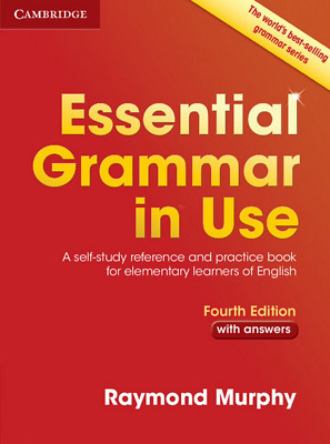 £23.84 • Buy Essential Grammar In Use With Answers: A Self-Study Reference And Practice Book