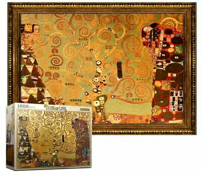$ CDN53.62 • Buy [Puzzle Life] Tree Of Life By Gustave Klimt - 1000 Piece Puzzle Jigsaw