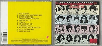 The Rolling Stones - Some Girls CD EARLY PRESS CK 40449 • 11.55£