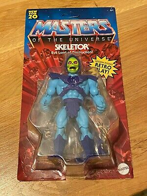 $25.99 • Buy Masters Of The Universe Origins Skeletor Action Figure Walmart MOTU New NIB 2020