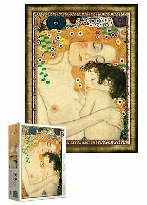 $ CDN29.48 • Buy [Puzzle Life] Mother And Child By Gustav Klimt - 500 Piece Puzzle Jigsaw
