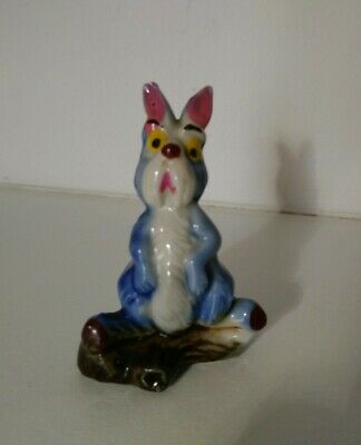 Wade Whimsies Merlin As A Hare Hat Box Series Rare Vintage • 34.99£