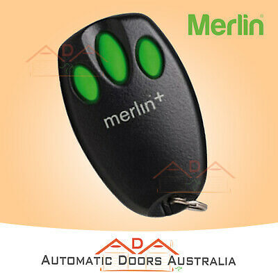 AU29.90 • Buy C945+ Merlin Garage Remote C945 Also Compatible W/ Mt230 & Mt5580