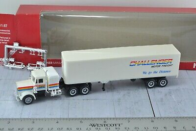 Kenworth Peterbilt Chrome Chassis Kit 1//87 HO Scale Herpa Promotex 5486