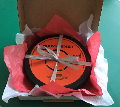 Six Hand Crafted Original Vinyl Record Drinks Coasters Memories From  The 1980s • 11.99£