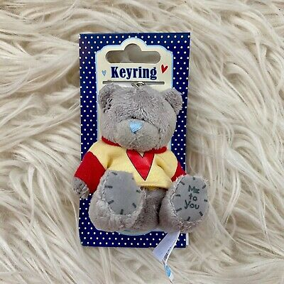 £5.99 • Buy Tatty Teddy Bear Me To You Plush Soft Toy Keyring Special Occasion Cute Gift