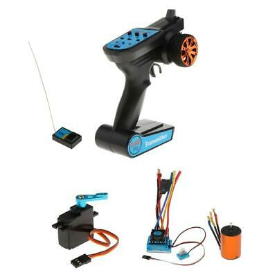 $ CDN45.30 • Buy Fits Wltoys 144001 1/14 RC Car 120A ESC Brushless Motor Receiver Spare Parts